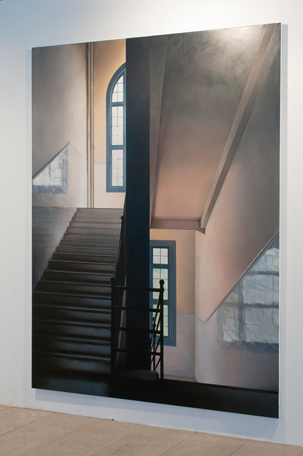 alterMAD - Gabriela Bettini - Escalera, 2015.