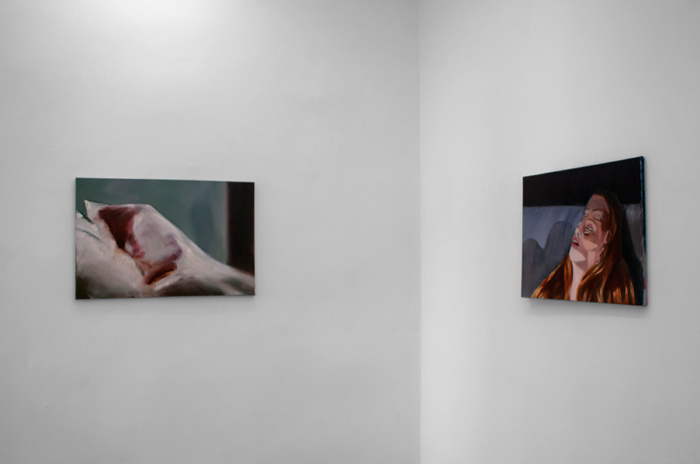 "Luisa Jacinto, ""An instant of this"", galería Silvestre, Madrid."