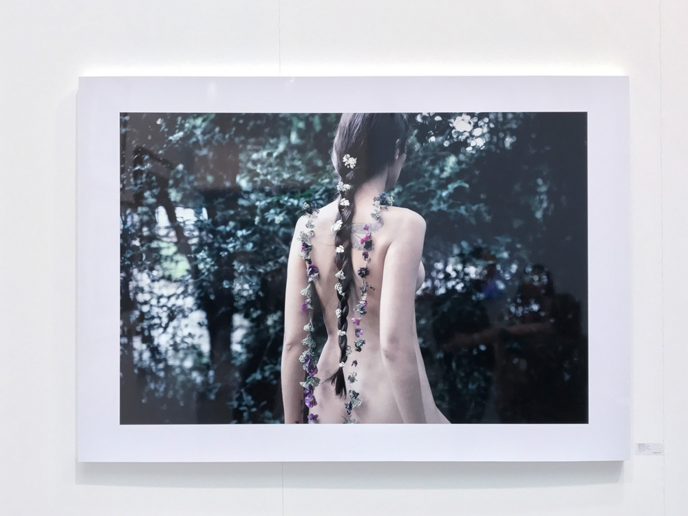 Irene Cruz, The Muses, Fifty Dots Gallery, Barcelona. ArtMadrid17, alterMAD
