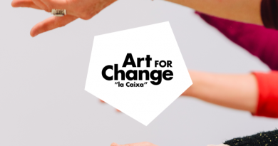 Art for Change de La Caixa - alterMAD