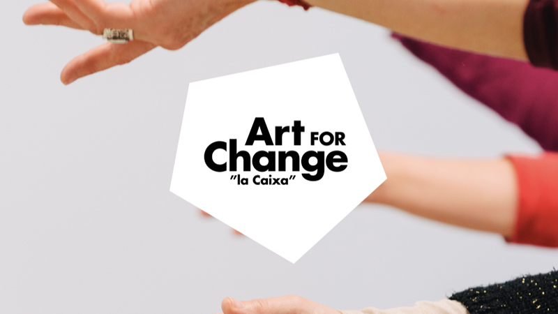 """Art for Change"" de La Caixa - alterMAD"