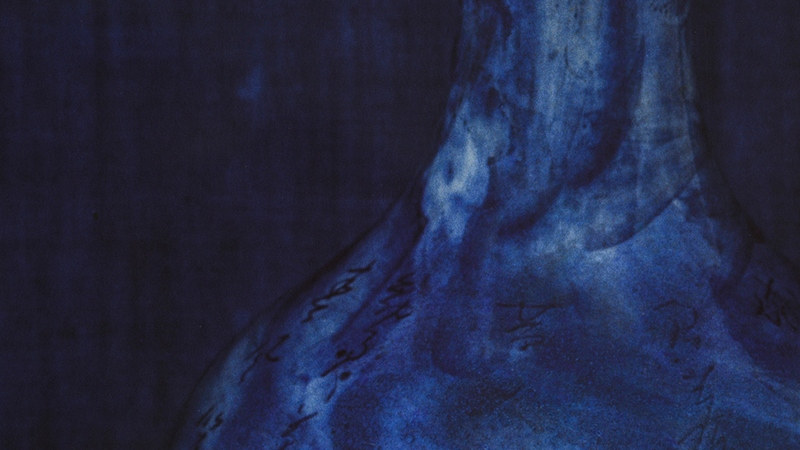 """The allure of blue"", de Bohnchang Koo, en Ivorypress - alterMAD"